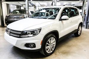Volkswagen Tiguan Highline 2015 Nouvel Arrivage