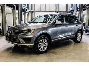 Volkswagen Touareg Sportline 2017