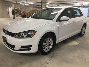 2015 Volkswagen Golf Trendline Auto w/ Cruise Control Pkg.