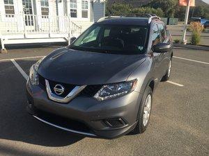 2015 Nissan Rogue S- $177 B/W