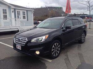 2017 Subaru Outback Limited- $276 B/W LEATHER...NAV...HEATED SEATS & STEERING WHEEL