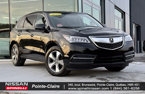 Acura MDX SH-AWD 2015 TOIT OUVRANT/CUIR/CAMERA DE RECUL/7PASSAGERS