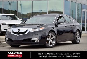 2009 Acura TL W/Nav Pkg CLEAN LOW KMS, LOCAL TRADE