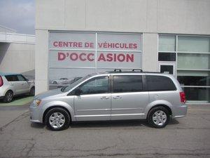 2011 Dodge Grand Caravan STOW N GO STOW N GO