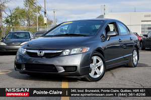 2011 Honda Civic Sdn SE SUNROOF/LOW KM/CRUISE CONTROL