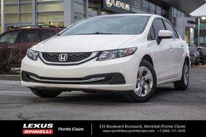 2014 Honda Civic Sedan LX AUTOMATIC,BLUETOOTH,ELECTRIC WINDOWS,HEATED SEATS.