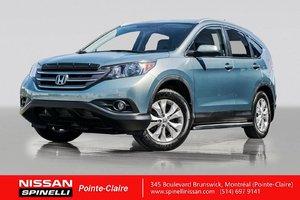 2012 Honda CR-V EX-L AWD BLUETOOTH / TOIT OUVRANT / CUIR / AWD
