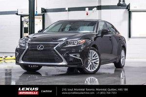2017 Lexus ES 350 GRP EXEC; CUIR TOIT GPS AUDIO $9,051 DEMO REBATE OFF MSRP