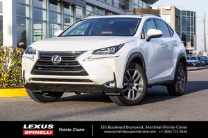 2015 Lexus NX 200t PREMIUM HIGHLY REQUESTED VEHICLE - LOW MILEAGE