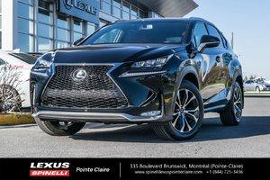 2017 Lexus NX 200t F-SPORT SERIES 1 RABAIS LIQUIDATION $9,195