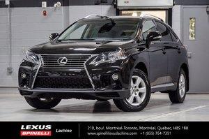 Lexus RX 350 SPORTDESIGN AWD; CUIR TOIT CAMERA 2015 NOUVEL ARRIVAGE