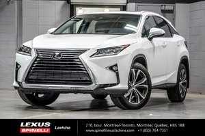 2017 Lexus RX 350 GRP LUXE AWD; CUIR LSS+ GPS DEMO REBATE OF $6,498 OFF MSRP