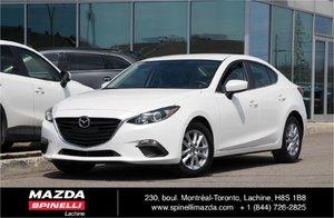 2015 Mazda Mazda3 GS AUT BLUETOOTH BACK UP CAMERA