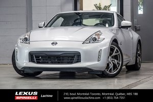 2013 Nissan 370Z TOURING / NAVIGATION; CUIR GPS AUDIO LOW MILEAGE - 6 SPEED MANUAL - GPS - BOSE AUDIO