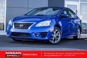 2013 Nissan Sentra SR NAVIGATION SPORT / SR / NAVIGATION / CAMERA / SKIRT KIT