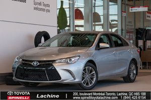 2016 Toyota Camry SE REMOTE STARTER! BLUETOOTH! MAGS! BACK UP CAMERA! LEATHER! ONE OWNER! SUPER PRICE!