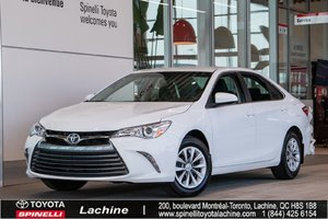 2016 Toyota Camry LE IMPECCABLE! REMOTE STARTER! BLUETOOTH! BACK UP CAMERA! A/C! ONE OWNER! LOW MILEAGE!
