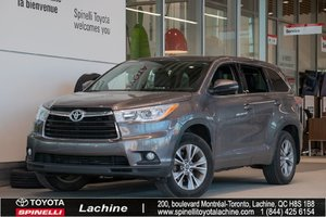 2016 Toyota Highlander LE - AWD HURRY! HEATED SEATS! LEATHER! BACK UP CAMERA! BLUETOOTH! MAGS! ONE OWNER! SUPER PRICE!