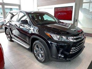 2019 Toyota Highlander Hybrid Limited HYBRID DEMO