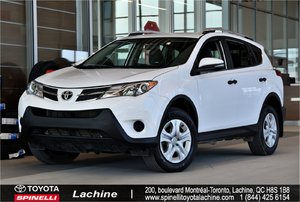 2013 Toyota RAV4 LE - FWD BLUETOOTH! BACK UP CAMERA! SUPER PRICE! ONE OWNER! HURRY!