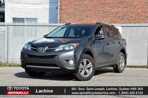 Toyota RAV4 XLE TOIT MAGS GPS ET++ 2015 SYSTEME NAVIGATION