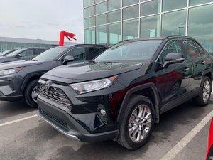 2019 Toyota RAV4 LIMITED BAS MILEAGE