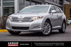 Toyota Venza AWD 2010 TRES PROPRE,BAS KILOMETRAGE,JAMAIS ACCIDENTE