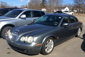 2005 Jaguar S-TYPE 3.0 Being sold AS TRADED