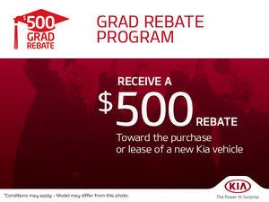 Grad Rebate Program