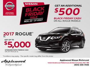 Black Friday Sale - Rogue