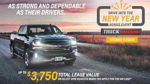 Promotion Chevrolet February 2018