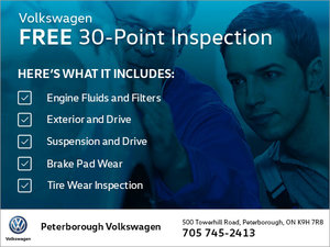 FREE 30-Point Inspection