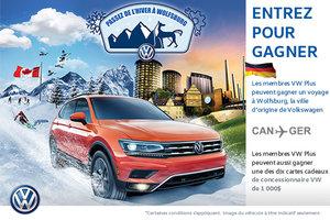 Concours : Passez de L'hiver à Wolfsburg