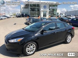 2016 Ford Focus SE  - $113.03 B/W - Low Mileage