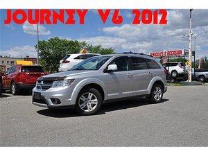 Dodge Journey SXT V6 2012