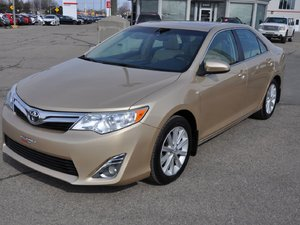 2012 Toyota Camry XLE V6 CUIR,TOIT,MAGS,FOGS