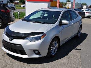 Toyota Corolla LE *TOIT OUVRANT,FOG,SIEGES CHAUFFANTS* 2014