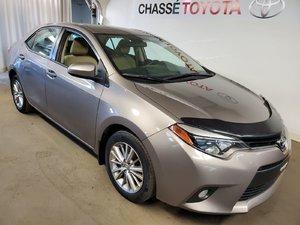 Toyota Corolla LE Groupe Amélioré 2015
