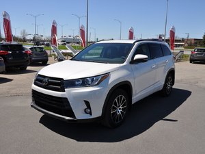 2018 Toyota Highlander XLE W/ SE PACKAGE