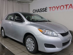 2012 Toyota Matrix Groupe Commodité