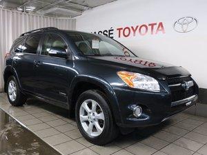 Toyota RAV4 Limited Navigation 2012