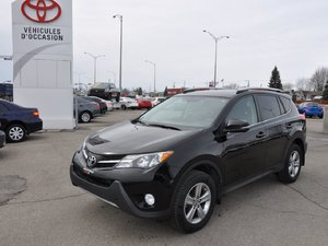 Toyota RAV4 XLE AWD *GARANTIE PROLONGÉ* 2015