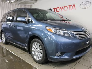 2015 Toyota Sienna XLE AWD Limited
