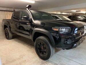 2019 Toyota Tacoma TRD PRO - manuelle RARE!!!!