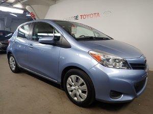 Toyota Yaris Hatchback Gr. Commodité + Garantie PEA 2014