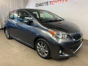 2014 Toyota Yaris Hatchback SE + Garantie PEA