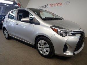 2015 Toyota Yaris Hatchback Gr. Commodité