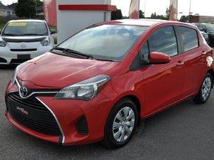 Toyota Yaris A/C,CRUISE,BLUETOOTH,VITRE ELECTRIQUE 2015