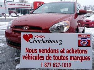 Hyundai Accent L 2010 À PARTIR DE 37.08$ PAR SEMAINE !!