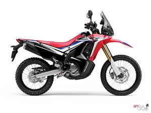 2018 Honda CRF250Rally